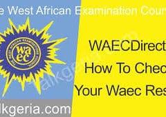 is waec result 2019 out Archives | Talkgeria com : Talkgeria com