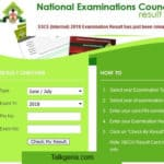 [Neco Result 2018] How To Check Neco Result With Scratch Card