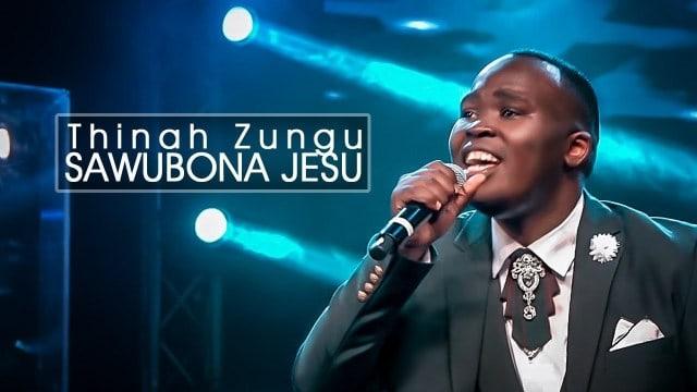 Thinah Zungu – Sawubona Jesu