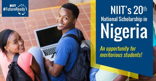 Apply For The Ongoing NIIT Nigeria Scholarship 2019 Now