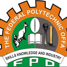 Federal Polytechnic Offa ND (Part-time) form for 2019/2020 Academic Session