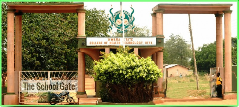 The Kwara State College of Health Technology, Offa Admission Form for the 2019/2020 is Out! To Register Check below
