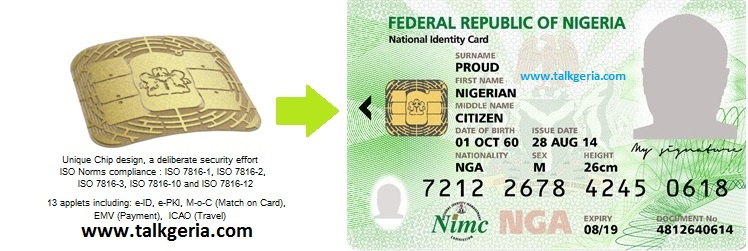 How To Apply For (NIMC) National Identity Card Online (Without Stepping out from Home)