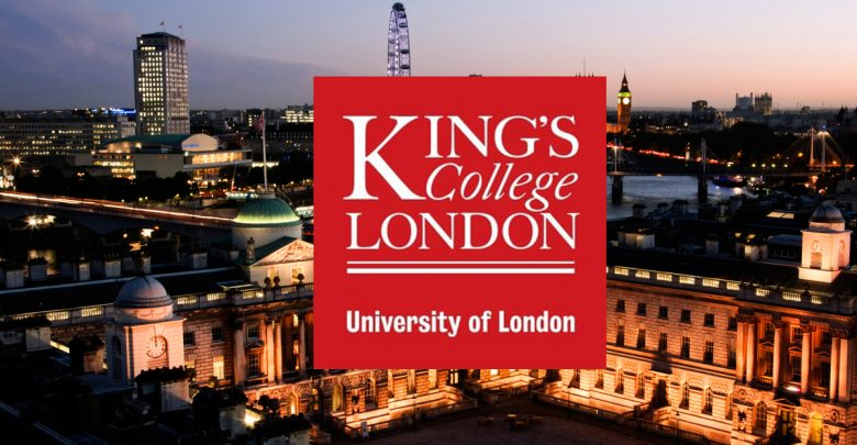 Schilizzi Foundation Scholarship 2019 To Study In King's College UK (Apply)