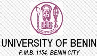 University of Benin (UNIBEN) Post UTME Admission Form For 2019-2020