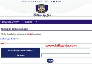 University of Ilorin (UNILORIN) Post UTME Result 2019-2020 Is Currently is Out