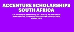 Accenture Scholarships 2020 for South African Students