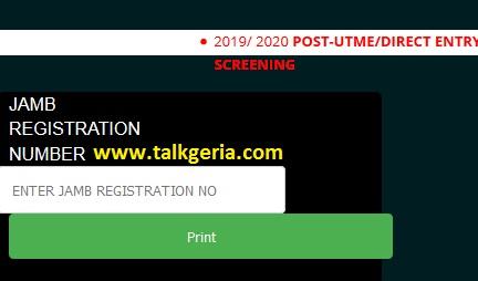 check DELSU post Utme results 2019