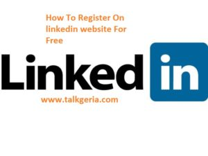How I Created A Professionals On Linkedin Website For Free - Talkgeria