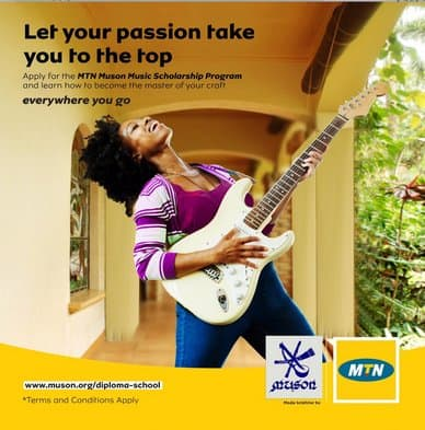 MTN Foundation/Muson Music Scholarship 2019 For Musicians