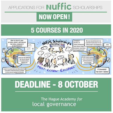 Nuffic Scholarships 2020 for Training Courses at the Hague Academy in the Netherlands (Fully Funded)