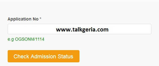 Ogun State School of Nursing Admission List 2019-2020 Is Currently Out