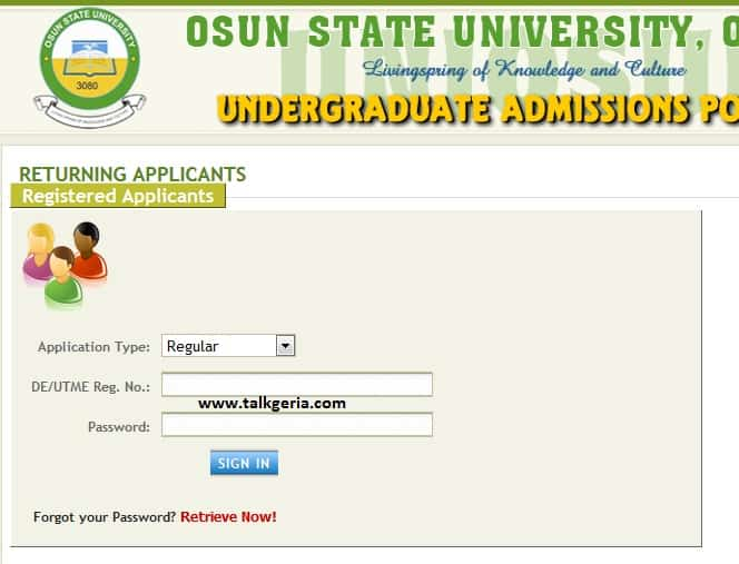 Osun State University (UNIOSUN)Post UTME Result 2019-2020 Is Out