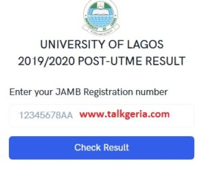 UNILAG Releases Post UTME Result 2019-2020 (SEE HOW TO CHECK)