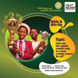 Steps To Apply For NSE Essay Competition 2019