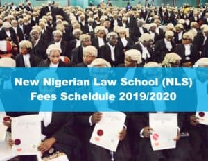 nigeria law school,breakdown of nigerian law school fees, nigerian law school courses