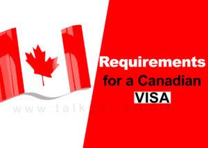 Canada Visa Requirements - Type Of Canadian Travel Visa