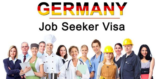 how to apply germany job seeker visa